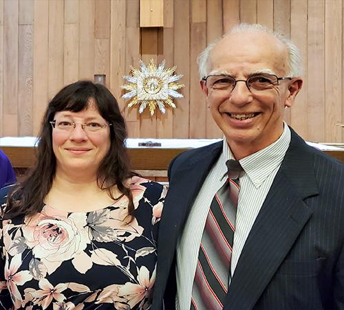 Christmas Eve Catholic Services 2020 Crawfordville Fl New Members: Rich and Ella Marsella – Saint Margaret Catholic Church